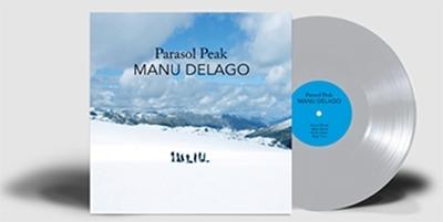 Manu Delago/Parasol Peak (Live In The Alps) (Colored Vinyl)<完全生産限定盤>[HSEJ6892]