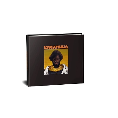 Kiwanuka (Deluxe Hard Cover Book)<限定盤> CD