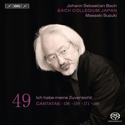 J.S.Bach: Cantatas Vol.49 - BWV.188, BWV.156, BWV.159, BWV.171