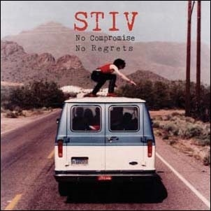 Stiv: No Compromise No Regrets<Red Vinyl/Record Store Day対象商品> LP