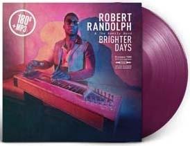 Brighter Days<Purple Vinyl> LP