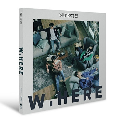 W, Here: NU'EST W Vol.1 (STILL LIFE VER.) CD