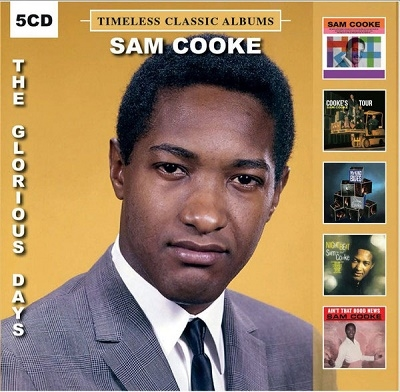 Sam Cooke/Timeless Classic Albums - The Glorious Days[DOLCD0575]