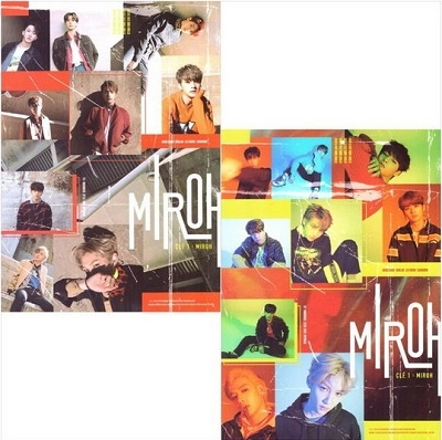 Cle 1: Miroh: Mini Album (ランダムバージョン) CD