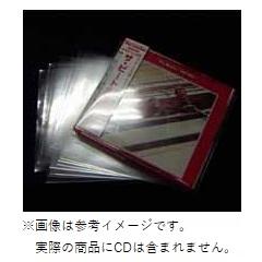 disk union 2枚組CD用ビニールカバー (25枚セット)[ACS509]