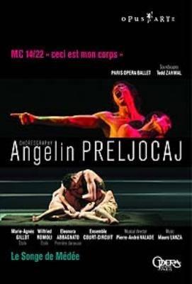 パリ・オペラ座バレエ/バレエ《メディアの夢》《MC14/22》[OA0981D]