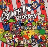 LOSTBOY/Crunch Time[BBJB-0148]