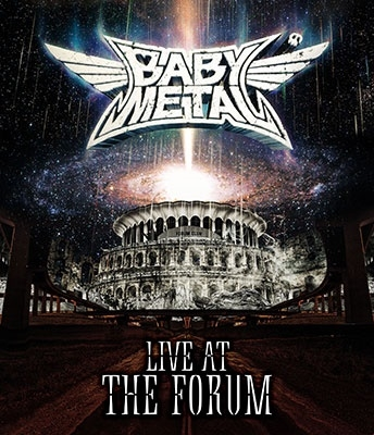 LIVE AT THE FORUM Blu-ray Disc