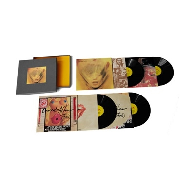 Goats Head Soup [Super Deluxe Box Set]<Black Vinyl/限定盤> LP