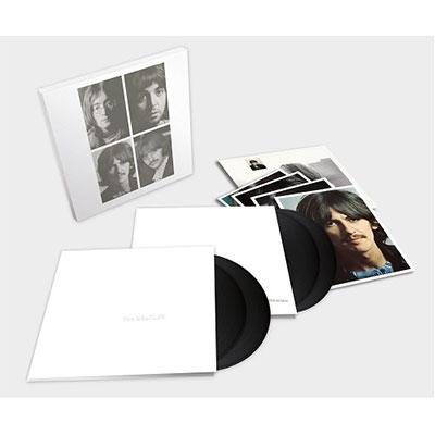 The Beatles : White Album (Deluxe Edition)<限定盤> LP