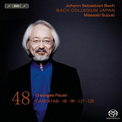 J.S.Bach: Cantatas Vol.48 - No.34, No.117, No.98, No.120