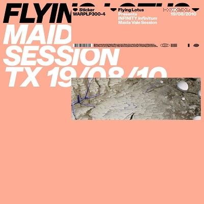"Presents Infinity ""Infinitum"": Maida Vale Session TX: 19/08/10<限定盤> 12inch Single"