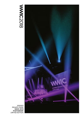WINNER PRIVATE STAGE WWIC 2018 PHOTOBOOK Book