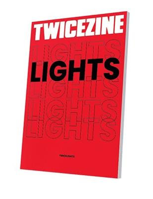 TWICEZINE (TWICELIGHTS)<B ver.> Book