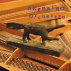 アケダイロ・オーケストラ・BLACK CD