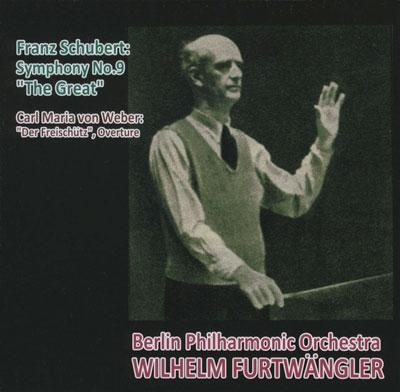 ヴィルヘルム・フルトヴェングラー/Schubert: Symphony No.9