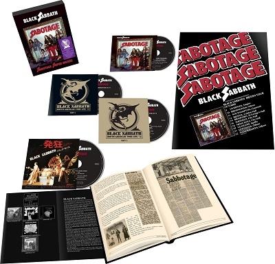 サボタージュ【スーパー・デラックス・エディション】 [4CD+ブックレット+グッズ+別冊ブックレット] CD
