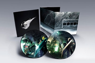 FINAL FANTASY VII REMAKE and FINAL FANTASY VII Vinyl<完全生産限定盤> LP