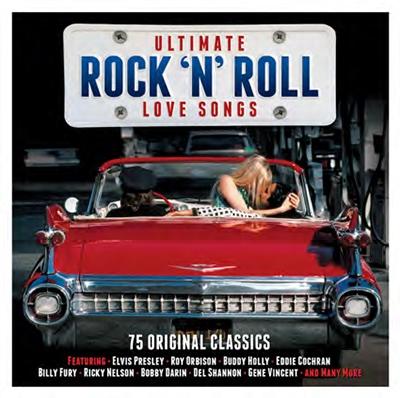 Ultimate Rock 'N' Roll Love Songs[DAY3CD081]