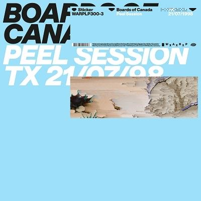 Peel Session TX: 21/07/98<限定盤> 12inch Single