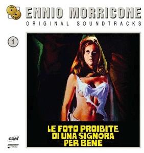 Ennio Morricone/Le Foto Proibite Di Una Signora Per Bene / Il Ritorno Di Ringo [GDM00201]