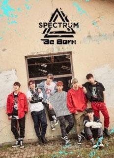 Spectrum (Korea)/Be Born: 1st Mini Album[KTMCD0924]