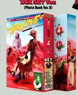 Bad Love: 1st Mini Album (BOX SET Ver.) CD
