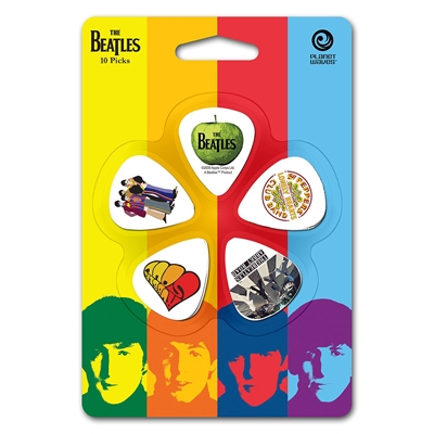 The Beatles/The Beatles ピック Heavy(10枚入り)/ALBUMS[1CWH610B3]