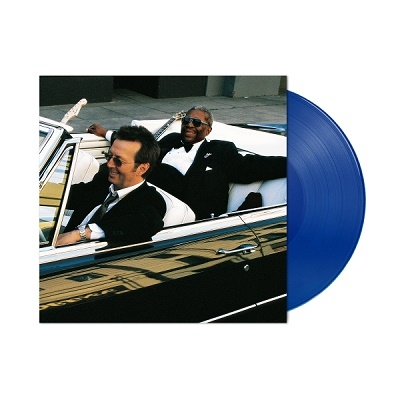 Riding With The King<Blue Vinyl/限定盤> LP