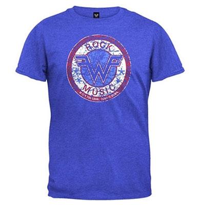 Weezer/Weezer/Rock Music T-Shirt Sサイズ [2050267563617]