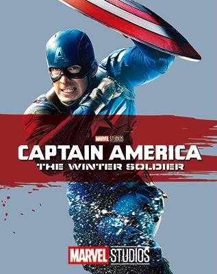 アンソニー・ルッソ/キャプテン・アメリカ/ウィンター・ソルジャー MovieNEX [Blu-ray Disc+DVD]<期間限定仕様/アウターケース付>[VWAS-2921X]