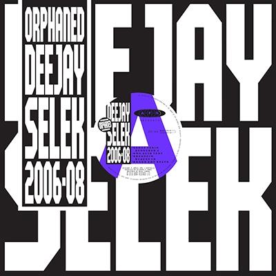 Aphex Twin/ORPHANED DEEJAY SELEK 2006-2008<期間生産限定盤>[BRE-51]