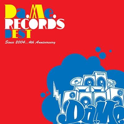 DA.ME.RECORDS BEST -SINCE 2004-<期間限定価格盤>[UVPR-10203]