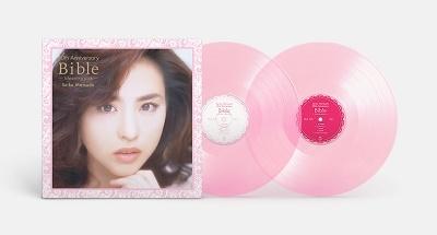 Seiko Matsuda 40th Anniversary Bible -blooming pink-<完全生産限定盤> LP