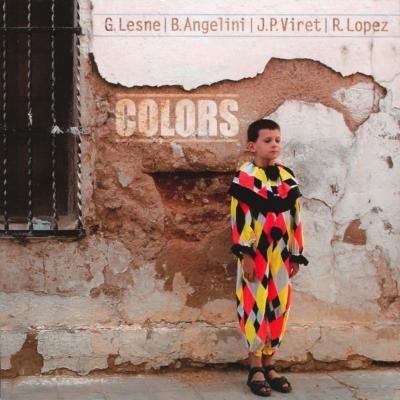 Bruno Angelini/カラーズ[ZZT070901]