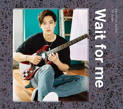 Kim Hyun Joong (SS501/リーダー)/Wait for me [CD+DVD]<Type-B>[DNME-0041]
