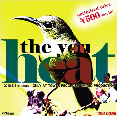 the you/heat<タワーレコード限定>[TOTTO-0003]