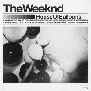 TOWER RECORDS ONLINEで買える「The Weeknd/House Of Balloons: Component 1[4748191]」の画像です。価格は1,871円になります。
