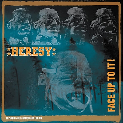 Heresy/Face Up to It! Expanded 30th Anniversary Edition [2LP+CD][BTRSV041]