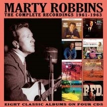 The Complete Recordings: 1961-1963 CD
