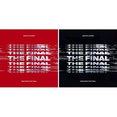 New Kids : The Final: EP Album (ランダムバージョン) CD