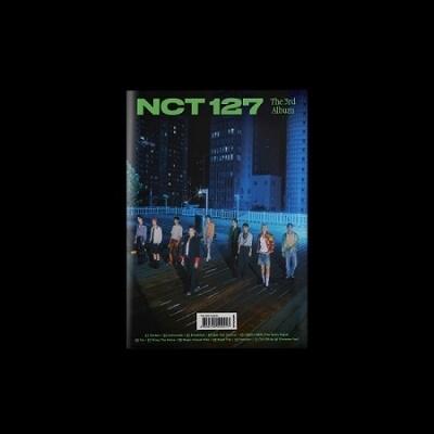 Sticker: NCT 127 Vol.3 (SEOUL CITY VER.) CD