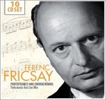 フェレンツ・フリッチャイ/Ferenc Fricsay - Perfectionist and Live Wire[233361]