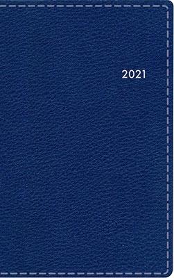 高橋書店 手帳は高橋 T'beau (ティーズビュー) 7 [ネイビー] 手帳 2021年 手帳判 ウィークリー 皮革調 ネイビー No.171 (2021年版1月始まり)[9784471801717]