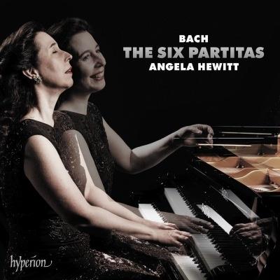 アンジェラ・ヒューイット/J.S.バッハ: 6つのパルティータ BWV.825-830 (2018年新録音)[CDA68271]