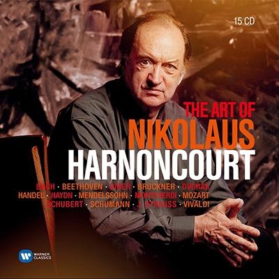 ニコラウス・アーノンクール/The Art of Nikolaus Harnoncourt<限定盤>