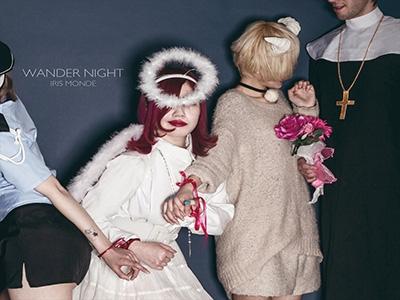 IRIS MONDE/WANDER NIGHT[HRTW-0004]