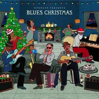 ブルース・クリスマス CD