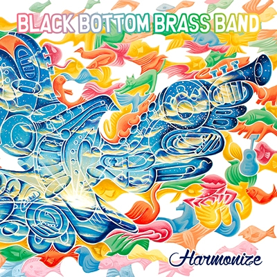BLACK BOTTOM BRASS BAND/Harmonize[TWCR-2000]