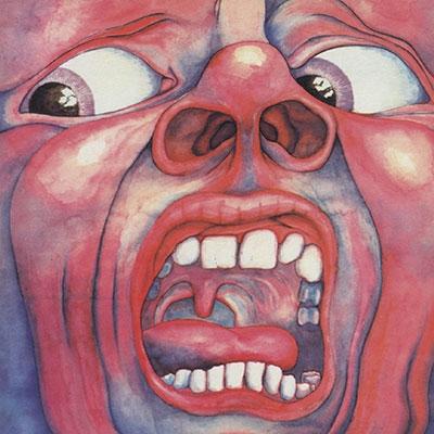 King Crimson/King Crimson/ポストカード・セット[KCPC-01-06]